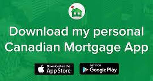 Download my personal CDN Mortgage App